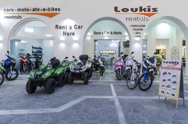 Loukis Rent a Car